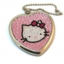 "Зеркальце Swarovski ""Hello Kitty"""
