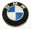 Эмблема BMW Swarovski, 74мм