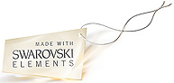 Бирка SWAROVSKI® ELEMENTS